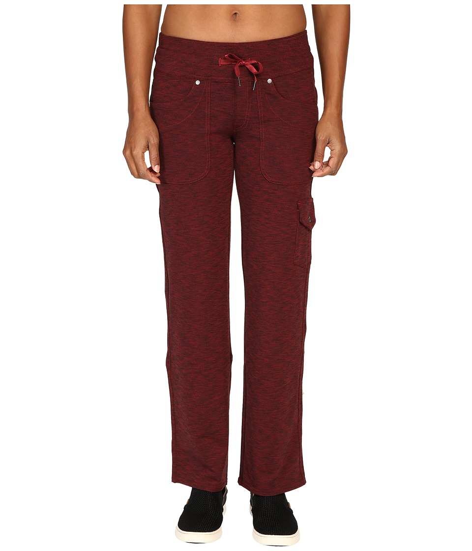 Kuhl - M va Relaxed Fit Pants (Syrah Heather) Women's Casual Pants