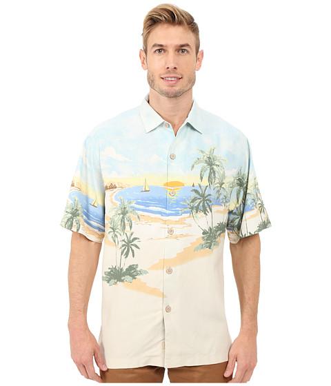 Tommy Bahama Sunscape Isle Camp Shirt - Continental