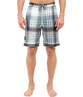 Tommy Bahama - Baja Sail Away Plaid Swim Trunk