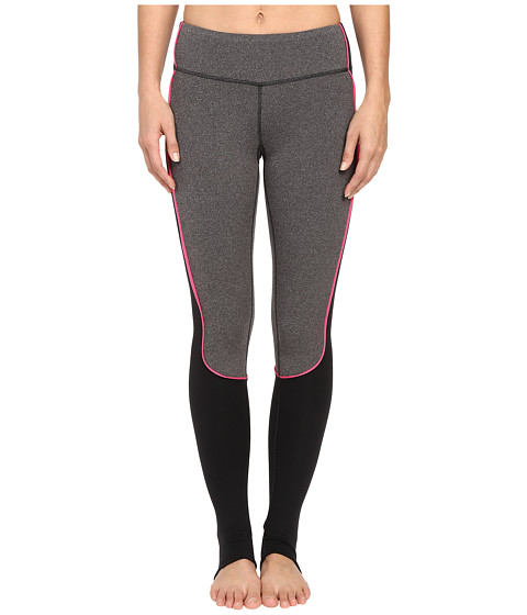 Pink Lotus Solar Rays Forward Leggings Lotus Tech Luxe Barre Pants