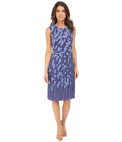 NIC+ZOE Dotscape Wrap Dress
