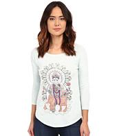 Lucky Brand - Elephant Ganesh Tee
