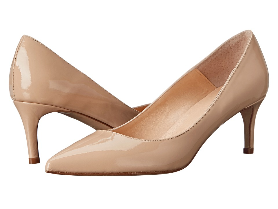 Summit White Mountain Callison Nude Patent Leather High Heels