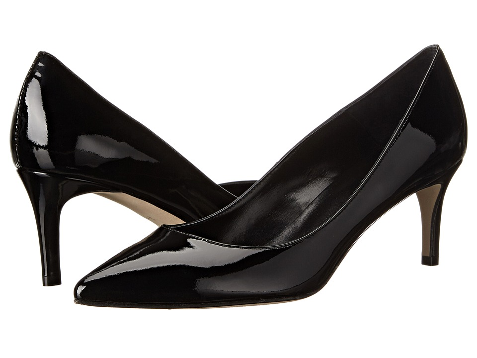 Summit White Mountain Callison Black Patent Leather High Heels