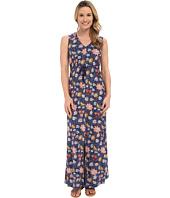 Lucky Brand - Batik Floral Dress