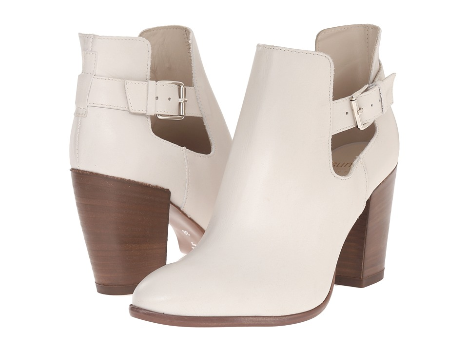 Summit by White Mountain - Pennilyn (Off-White Leather) Women