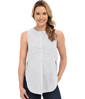 Lucky Brand - Textured Sleeveless Top