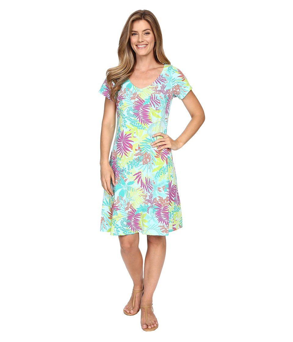 Fresh Produce Vintage Palm Sydney Dress Swimming Pool Womens Dress