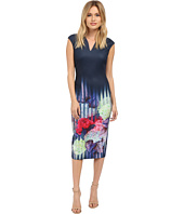 Ted Baker - Rimena Hydrangea Haze Midi Dress