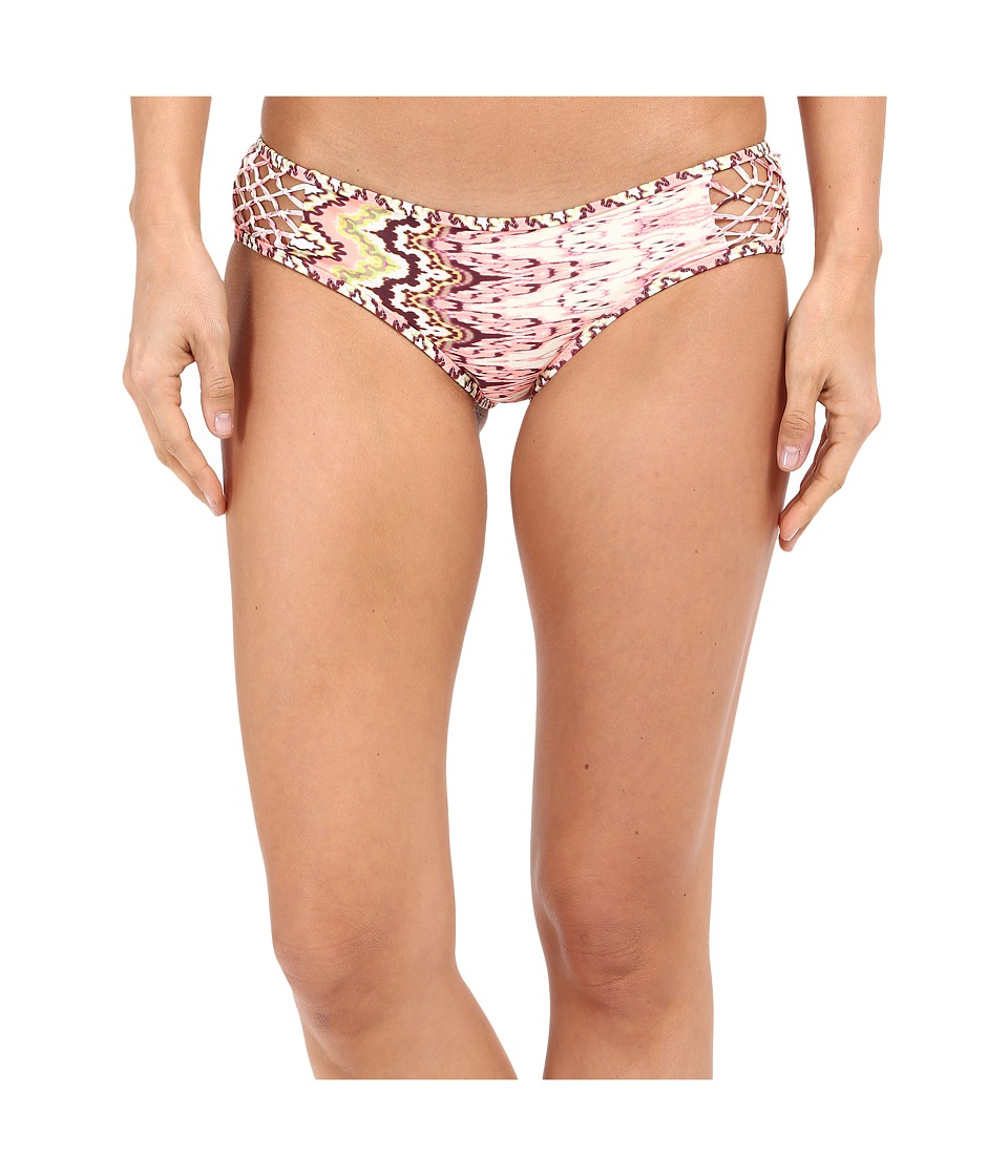 ONeill Bahia Hipster Bottoms Grapefruit Womens Swimwear