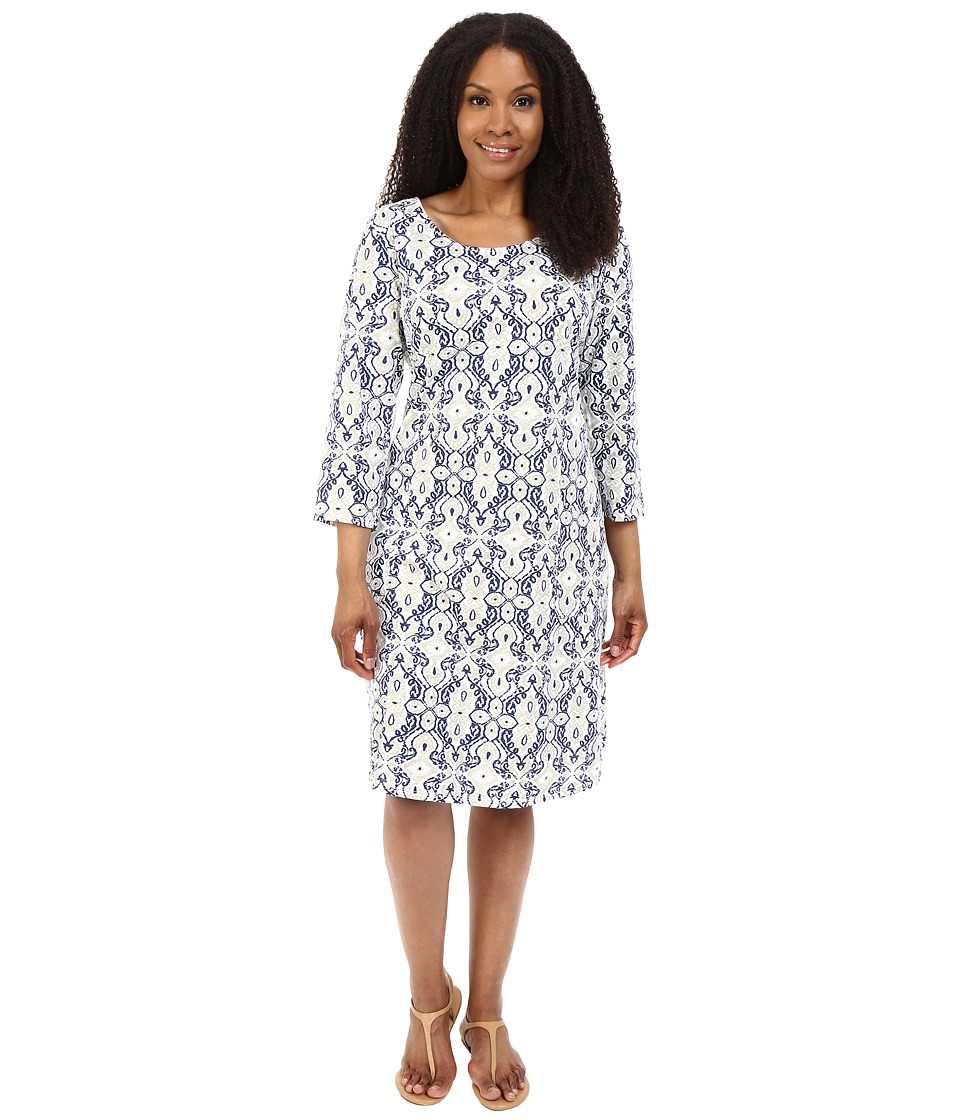 Fresh Produce Cali Dalia Dress White Womens Dress