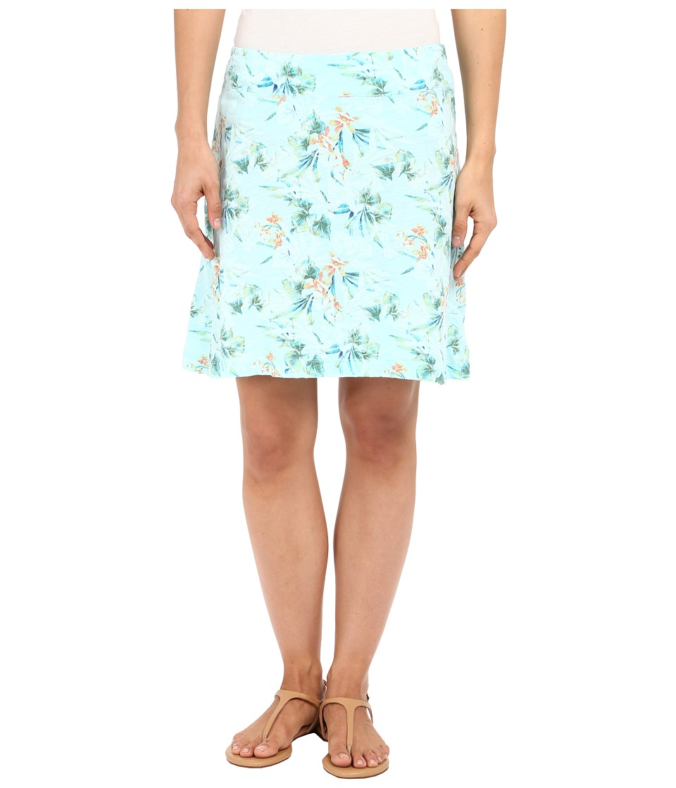 Fresh Produce Paradise Marina Skirt Swimming Pool Blue Womens Skirt