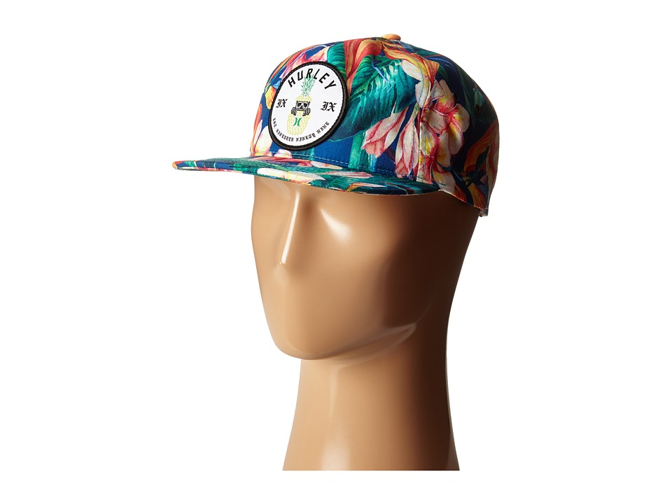 Hurley Beach Cruiser Hat Multi Caps