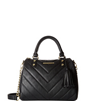 Steve Madden - Chevron Barrel Satchel