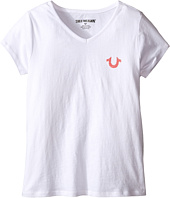 True Religion Kids - Branded Logo T-Shirt (Big Kids)