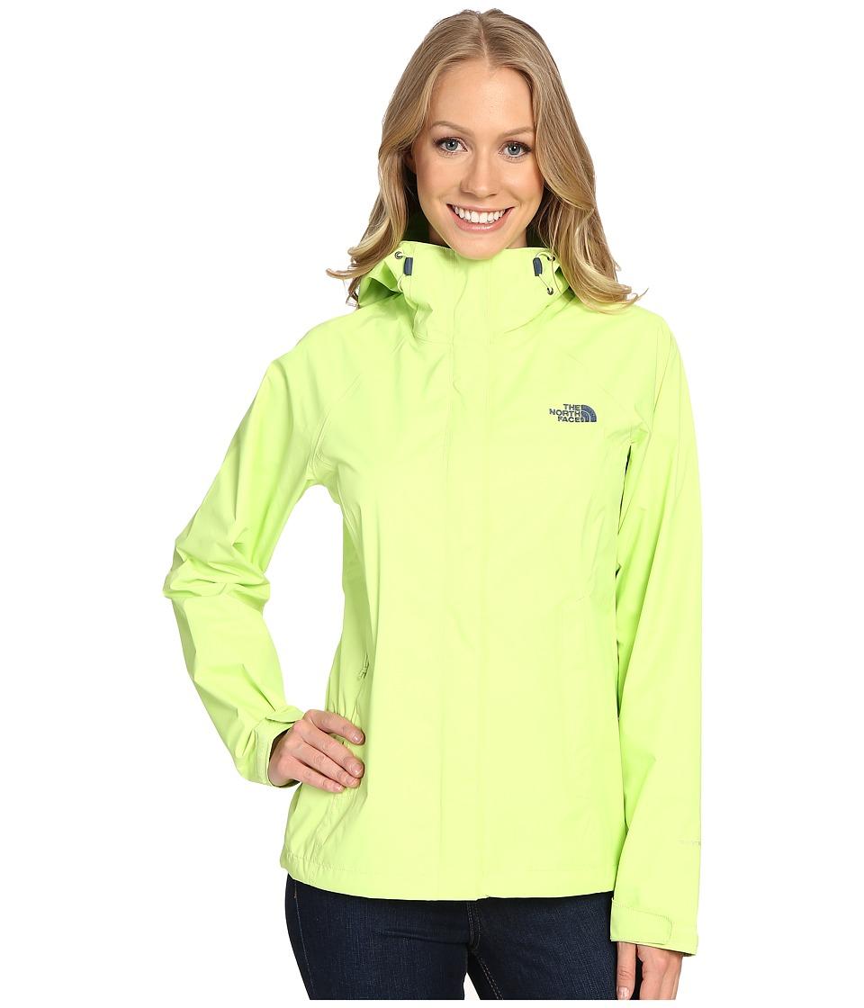 The North Face Venture Jacket (Sharp Green) Women