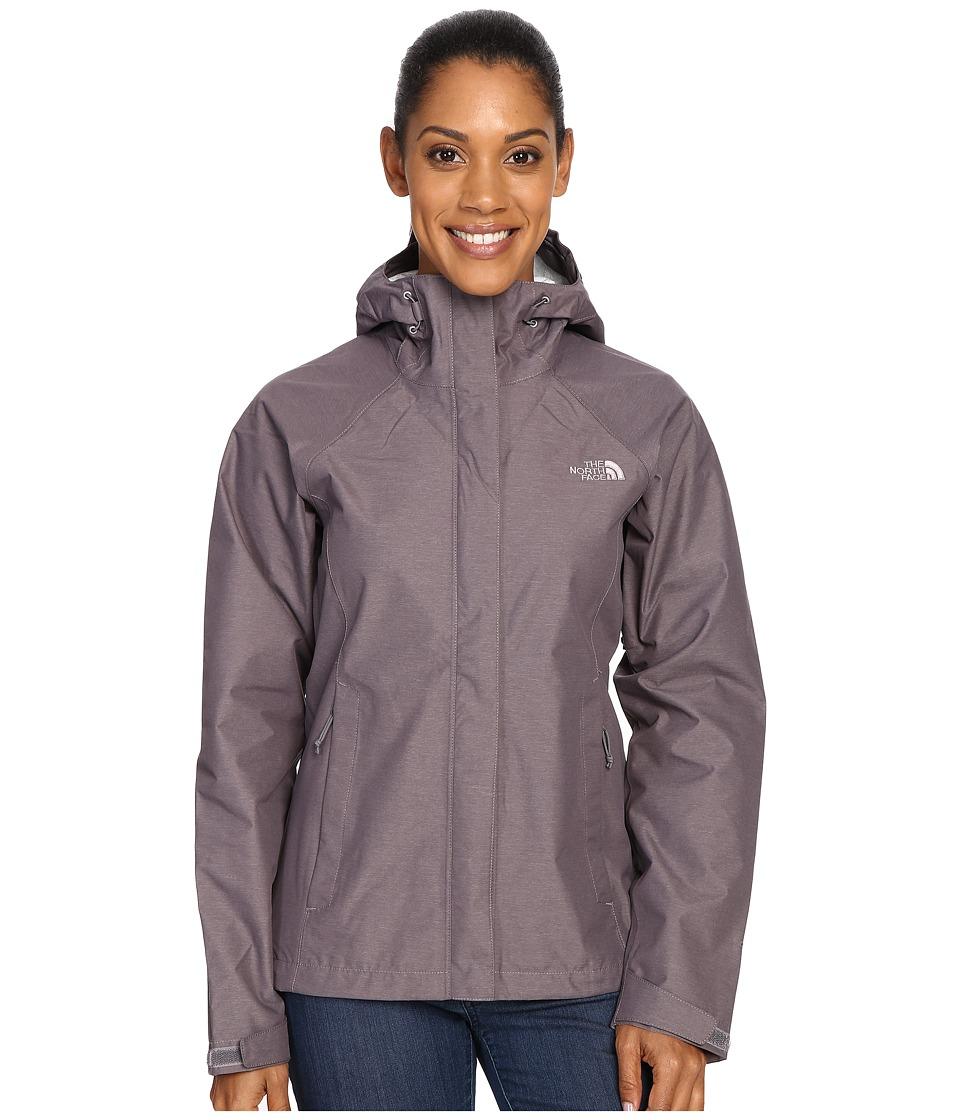 The North Face Venture Jacket (Rabbit Grey Heather) Women