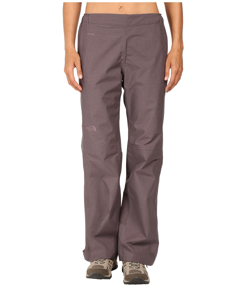 The North Face - Venture 1/2 Zip Pant (Rabbit Grey Heather) Women's Casual Pants