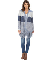 Lucky Brand - Textured Stripe Duster