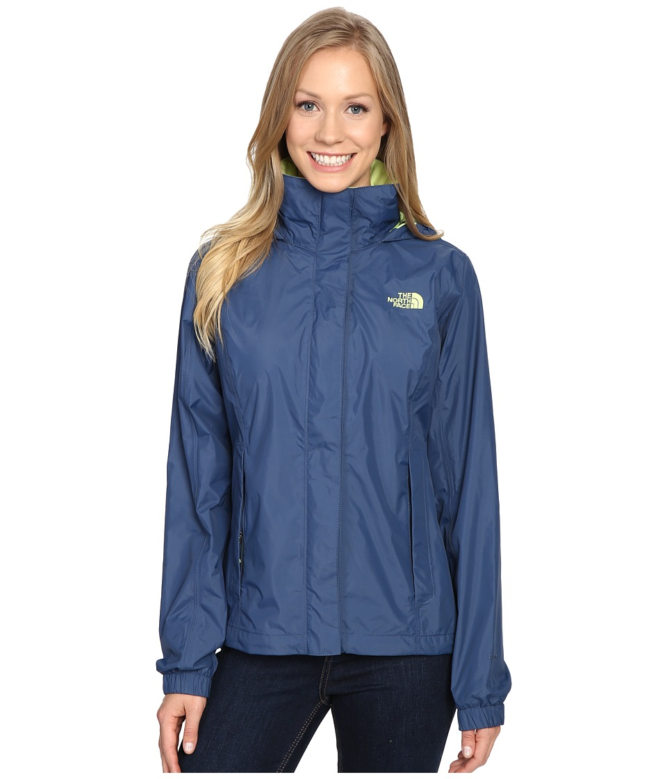 The North Face Resolve Jacket (Shady Blue) Women