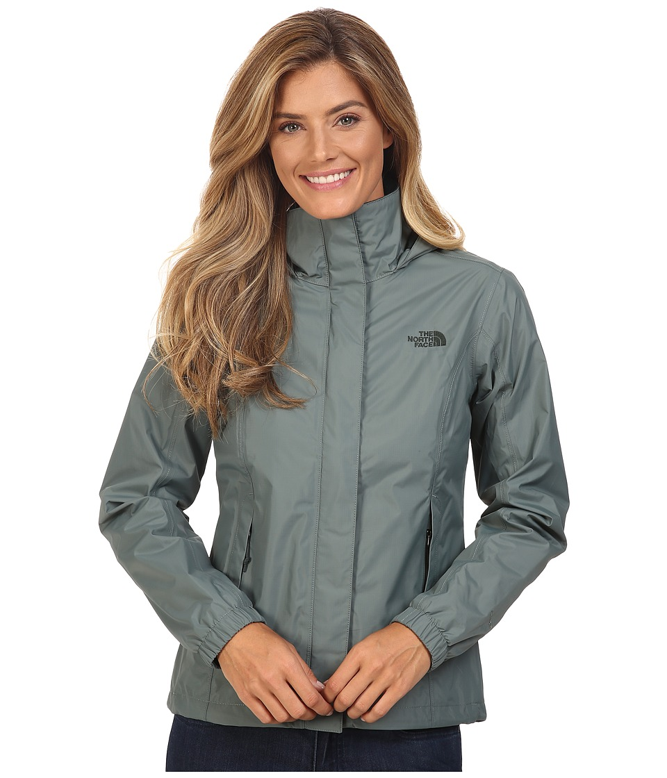 The North Face Resolve Jacket (Balsam Green) Women