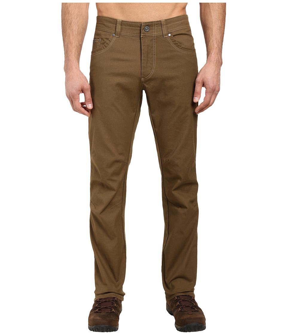 KUHL - Kanvus Jeans (Dark Khaki) Men's Jeans