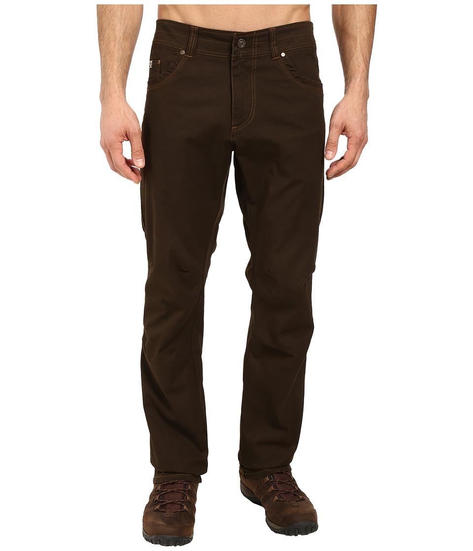 KUHL Kanvus Jeans (Dark Roast) Men