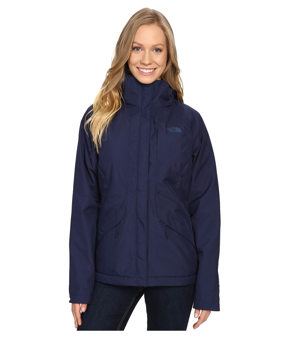North Face Inlux Insulated Jacket (Cosmic Blue (Prior Sea...