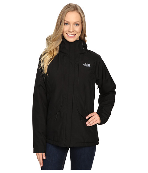The North Face Inlux Insulated Jacket - TNF Black