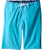 O'Neill Kids - Hyperfreak Solid Boardshorts (Big Kids)