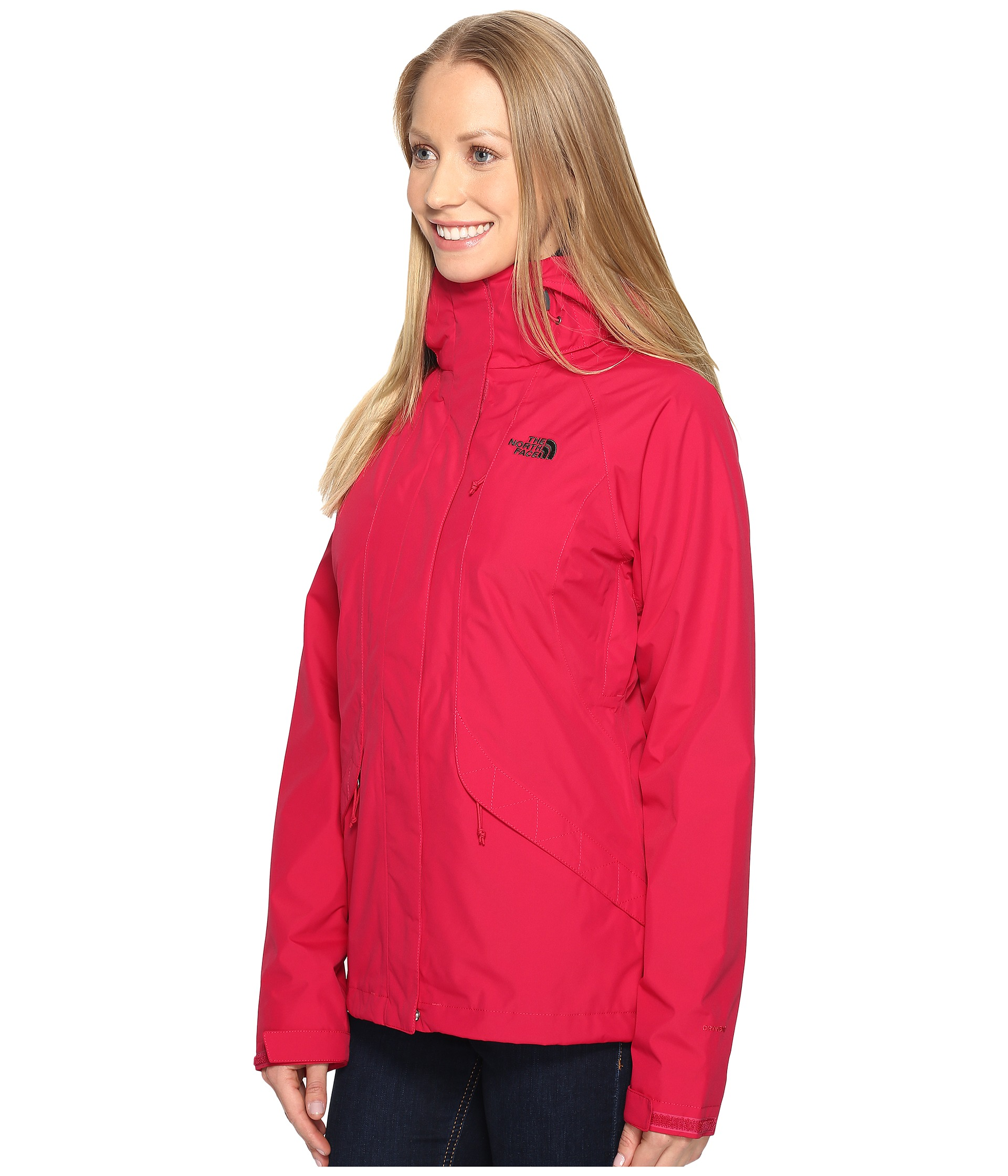 The North Face Boundary Triclimate® Jacket Cerise Pink ...