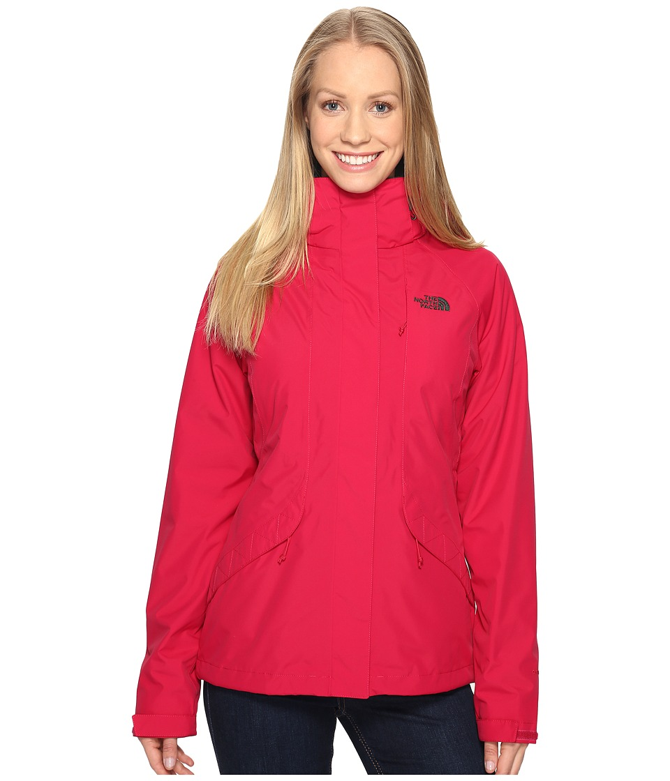 The North Face Boundary Triclimate Jacket (Cerise Pink) Women