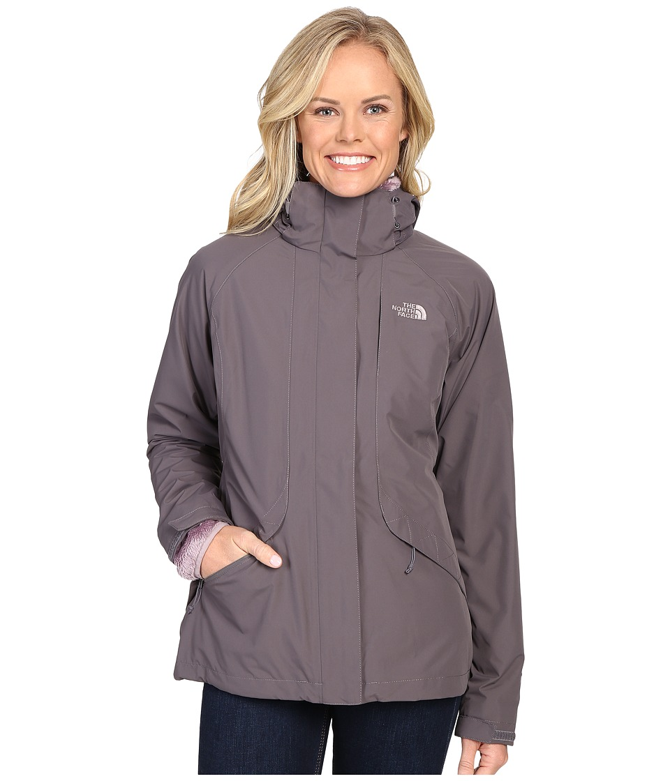 The North Face Boundary Triclimate(r) Jacket (Rabbit Grey (Prior Season)) Women
