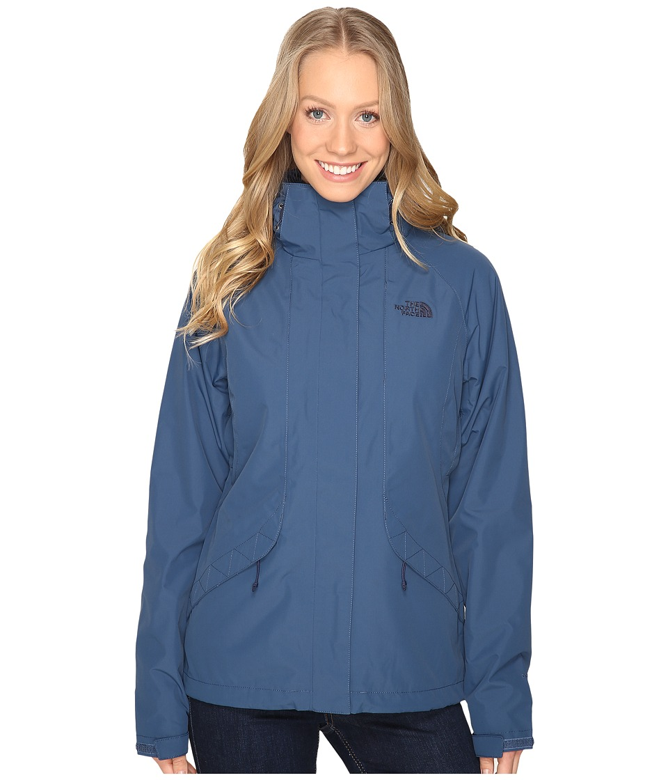 The North Face - Boundary Triclimate(r) Jacket (Shady Blue (Prior Season)) Womens Coat