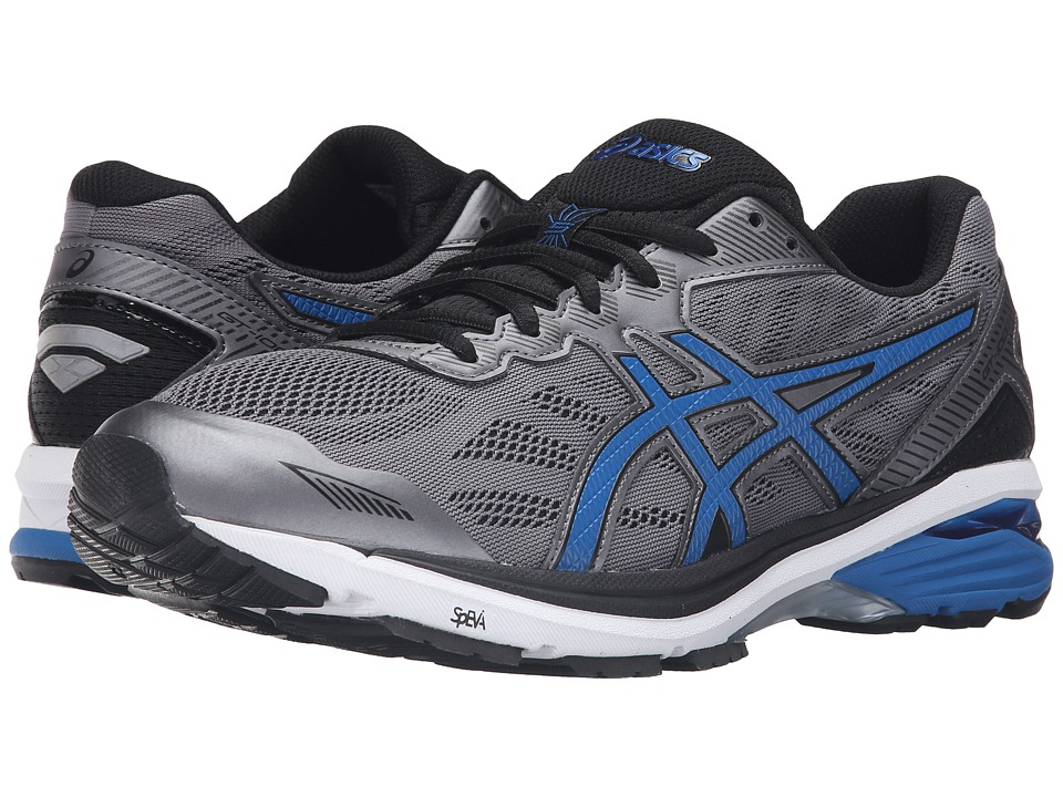 ASICS - GT-1000 5 (Carbon/Imperial/Black) Mens Running Shoes