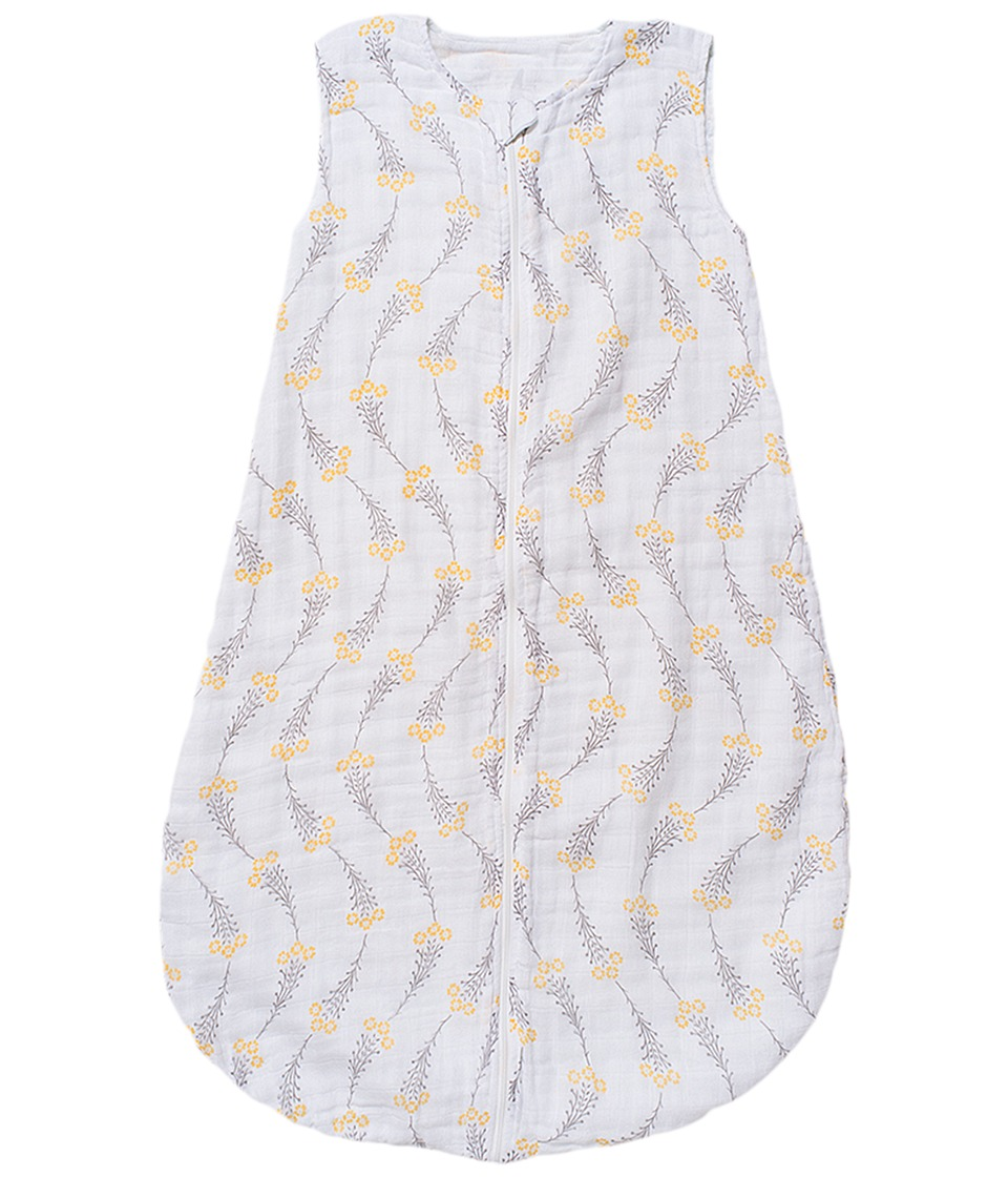 Bebe au Lait Muslin Bedtime Sleeper 12 18 Months Wildflowers Accessories Travel