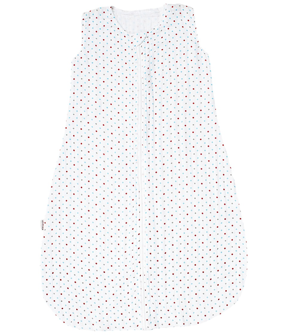 Bebe au Lait Muslin Bedtime Sleeper 12 18 Months Polka Accessories Travel