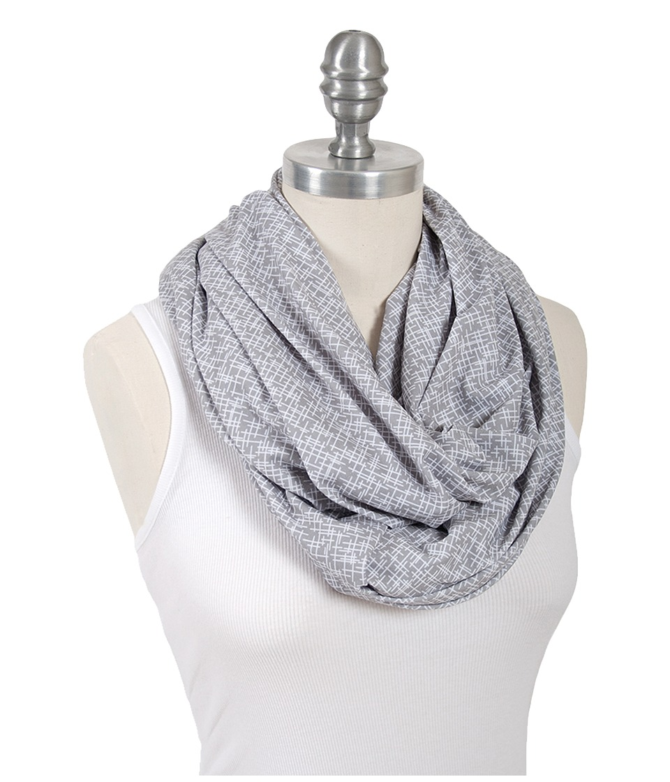 Bebe au Lait Jersey Nursing Scarf Lexington Accessories Travel