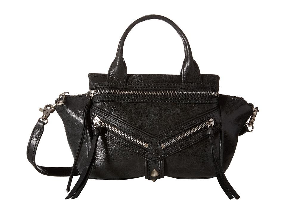 Botkier - Trigger Mini Satchel (Black) Satchel Handbags