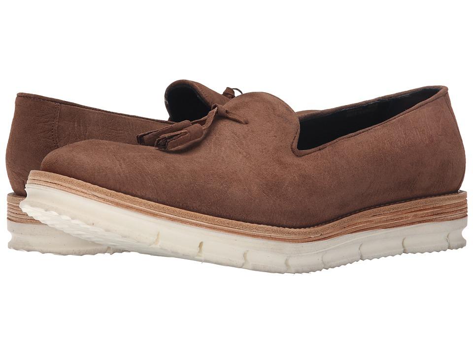 Messico Florian Natural Nubuck Mens Shoes