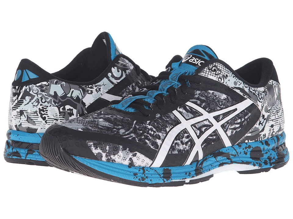 ASICS Gel-Noosa Tri 11 (Mid Grey/White/Blue Jewel) Men