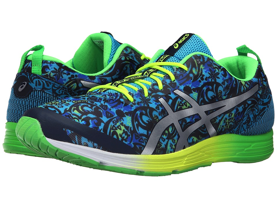 ASICS GEL-Hyper Tri 2 (Dark Navy/Silver/Green Gecko) Men