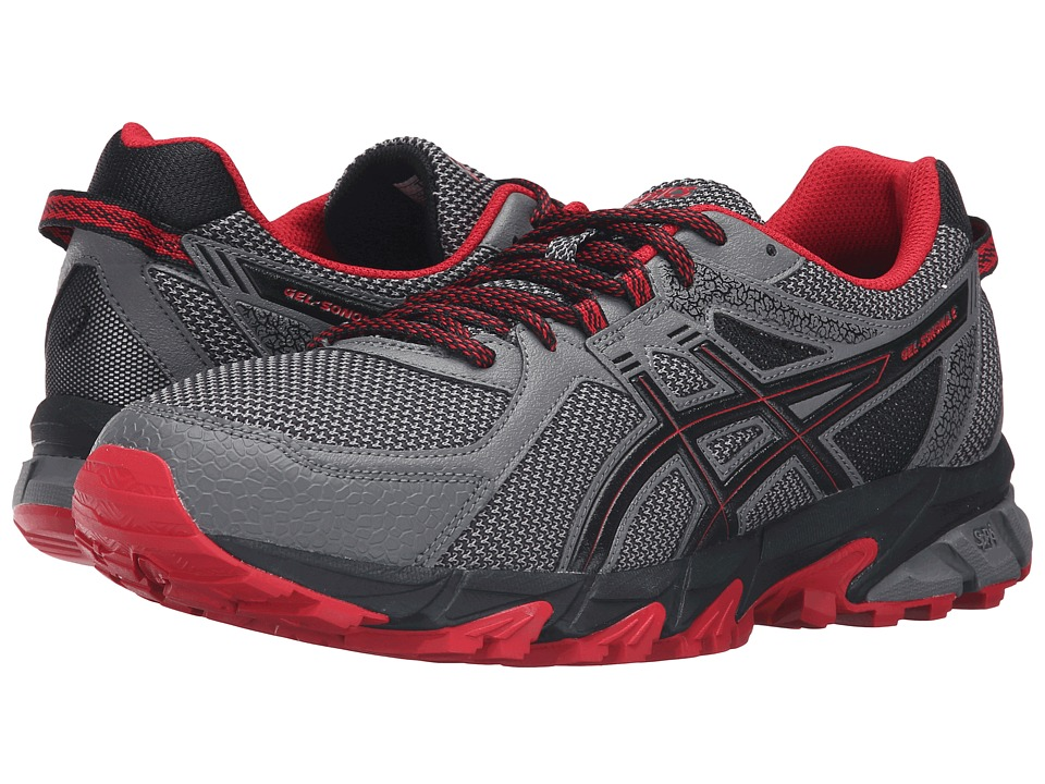 ASICS GEL-Sonoma 2 (Carbon/True Red/Black) Men