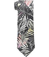 Etro - Palm Pattern Regular Width Silk Tie