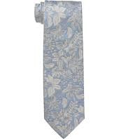 Etro - Floral Pattern Regular Width Silk Tie