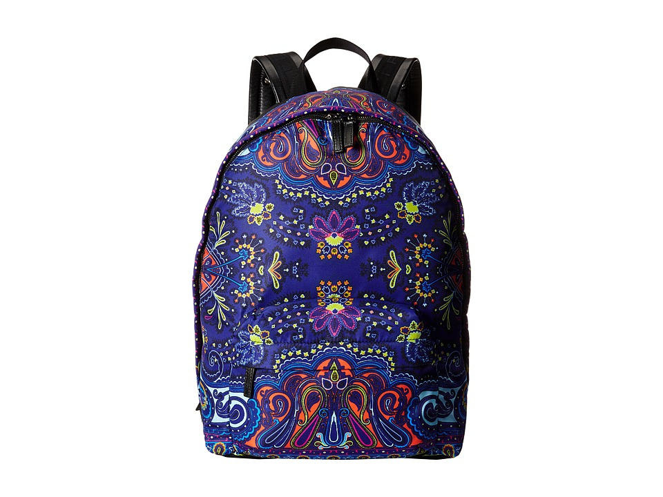 Etro 1G7772724 Blue Paisley Backpack Bags