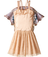 Stella McCartney Kids - Bonny Dress w/ Tulle Skirt & Butterfly Wings (Toddler/Little Kids/Big Kids)