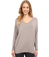 Hard Tail - Slouchy V-Neck Tee