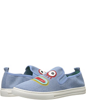 Stella McCartney Kids - Leo Slip-On Sneakers with Eyes (Big Kids)