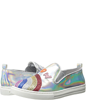 Stella McCartney Kids - Leo Metallic Rainbow Slip-On Sneaker (Toddler/Little Kids/Big Kids)